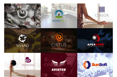 design Best Quality Logo+Unlimited Revisions+Final Artwork Files