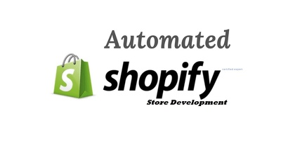 create Automated Shopify Aliexpress Dropship Store