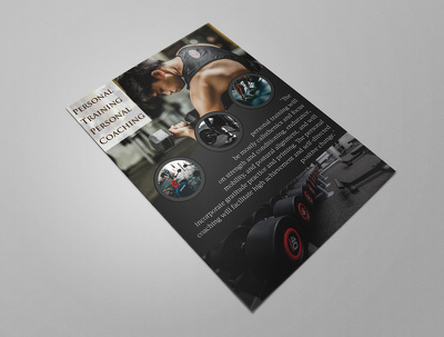 I will design creative Flyer Or Poster with Unlimited Revisions