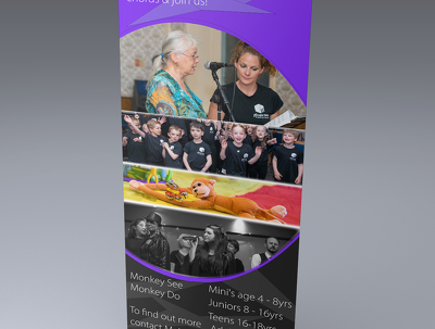 Design Roll Up Banner
