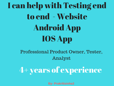 Review your app or website (IOS, Android or Web)