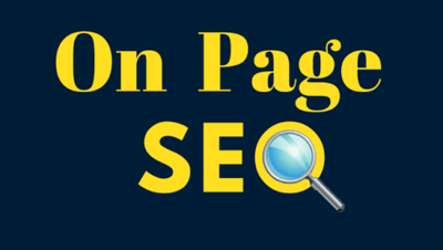 Make your business search engine friendly - On-Page Optimization
