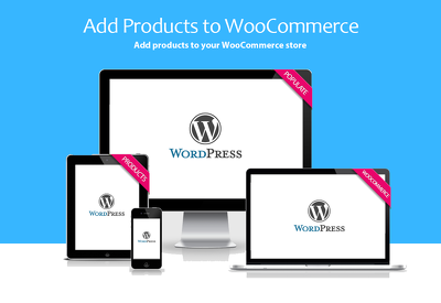 Add 12 products to WooCommerce