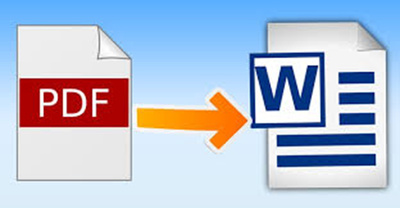 Do 100+ page convert PDF to Word Doc