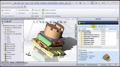 Work on JAVA, 3DEXPERIENCE / ENOVIA V6