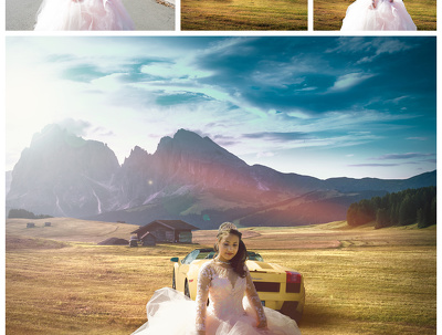Manipulate, enhance and retouch your photos professionally