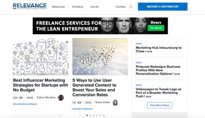 Publish a guest post on Relevance - Relevance.com | Dofollow