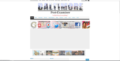 Publish a guest post on BaltimorePostExaminer.com | Dofollow