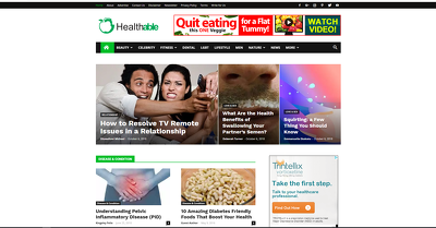 Publish a guest post on Health Able - HealthAble.org - DA51
