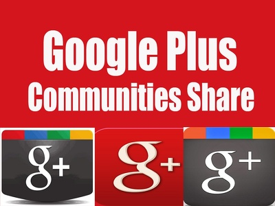Manually do 25 Effective Google Plus Communities Post Share