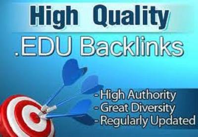 Create 150 EDU Links For Your Website That Google Loves