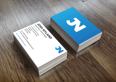 Design your logo and business cards