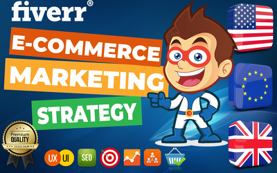 Develop Marketing Strategy For Your Ecommerce