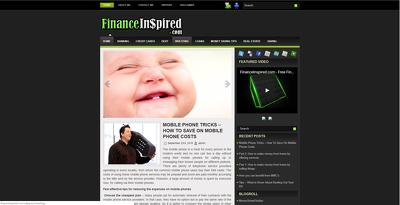 Publish a guest post on Financeinspired.com - DA53, PA47
