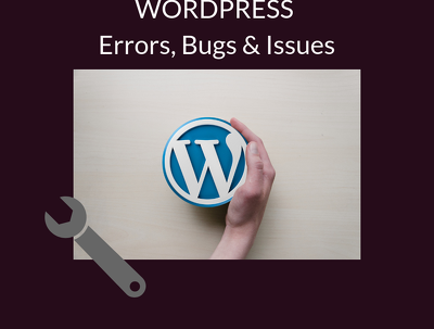 Fix any Wordpress issue you might have.