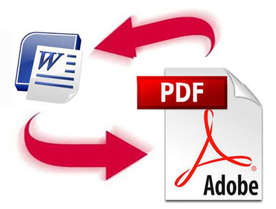 Convert your word or any other document to pdf