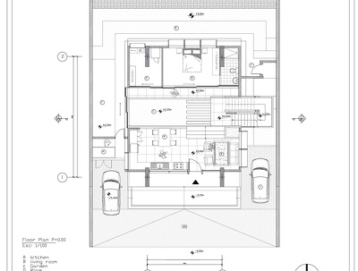 Draw Any Floor Plan In Autocad