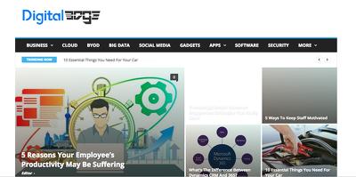 Publish a guest post on Digital Edge - DigitalEdge.org - DA55