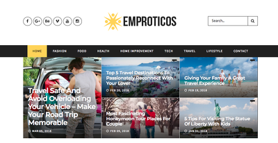 Publish a guest post on Emproticos - Emproticos.org - DA53, PA46