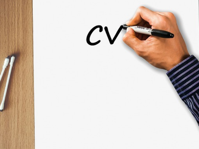 Write your an interview-winning CV or Resume with Cover Letter