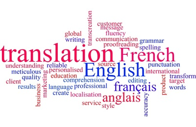 Translate 500 words from French to English