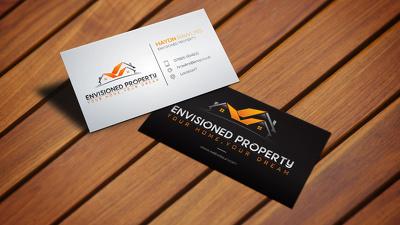 Design elegant business card