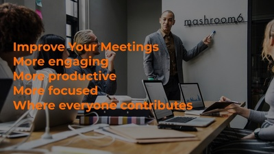 Teach you how to deliver engaging team meetings every-time.