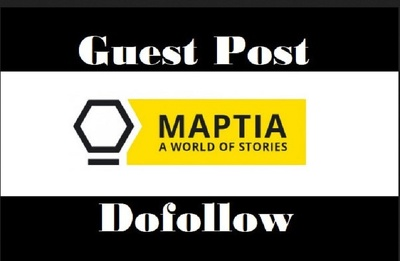 Indexable Travel Guest Post On Maptia Dofollow DA 55