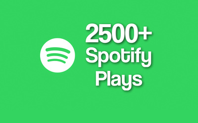 play Your Spotify Song 2500+ Times From REAL Premium Accounts