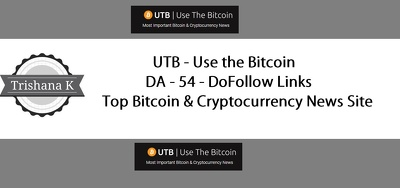 Write Publish Usethebitcoin.com Bitcoin & Cryptocurrency News PR