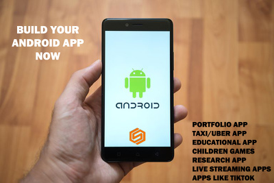 Make your Native Android Application