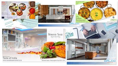 Create a beautiful set of bespoke Social Media adverts