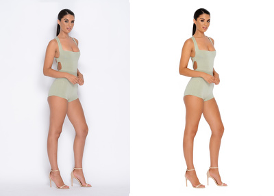 Professionaly Photo retouch & transfer Background 3 Images