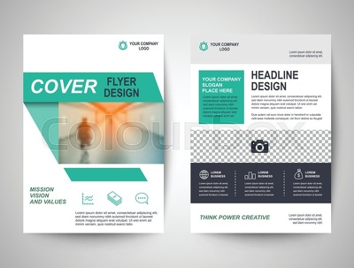 Design a beautiful Brochure/Leaflet/Flyer+ Ulimited Revisions