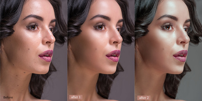 Glamorous & High End Retouch of your 10 Photos