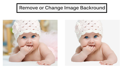 Remove / Change 20 image background only  at 10 POUND
