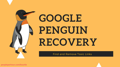 Disavow Toxic Backlinks from Google Penguin Update