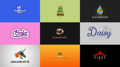 Logo Design + 3 Concepts + Revisions & Source Files
