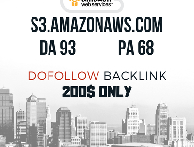 Do Real Guest Post on S3.Amazonaws.Com DA 93 DO-Follow Link