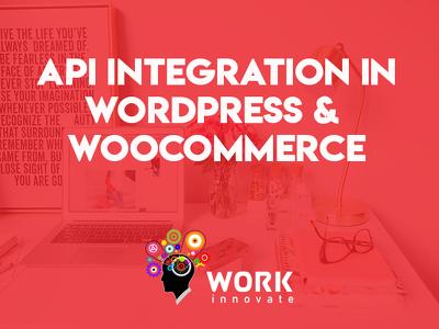 Integrate API in WordPress or WooCommerce website