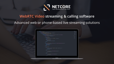 WebRTC Video streaming/calling software development consultation