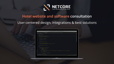 Hotel website and software development consultation