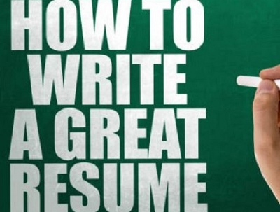 Develop for you a resume