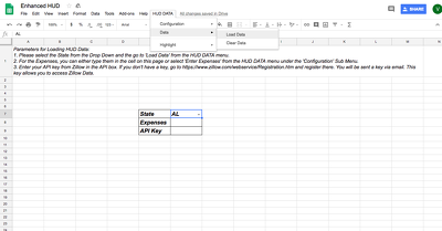 Create complex Google Sheets for you