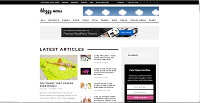 Publish a Guest post on BloggyMoms.com - DA 51