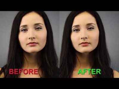 Clean skin/face imperfections in your video footage