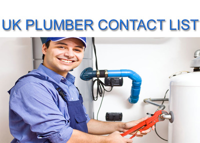 UK Plumbers Email Database List