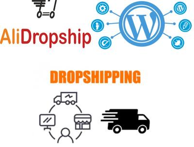 Create Wordpress Alidropship Woocommerce Store