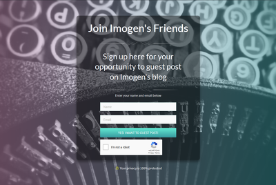 Create squeeze page with Thrive Themes
