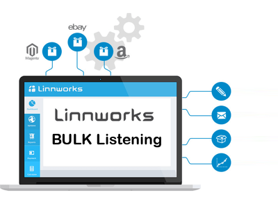 Import bulk data into your Linnworks account